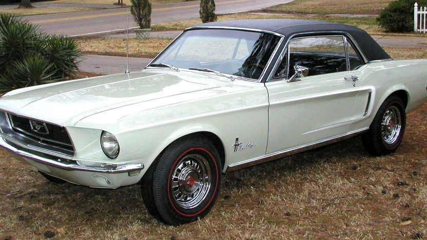 Mustang Challenger Special