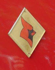 The Cardinal Special Mustang