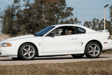1995 Ford Mustang Research