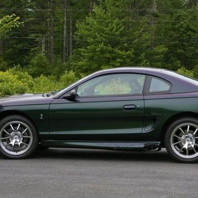 1996 Ford Mustang Cobra