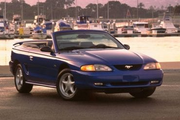 1998 Ford Mustang Research