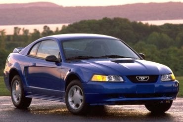1999 Ford Mustang Research Center