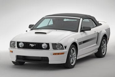 2007 Ford Mustang GT/CS California Special