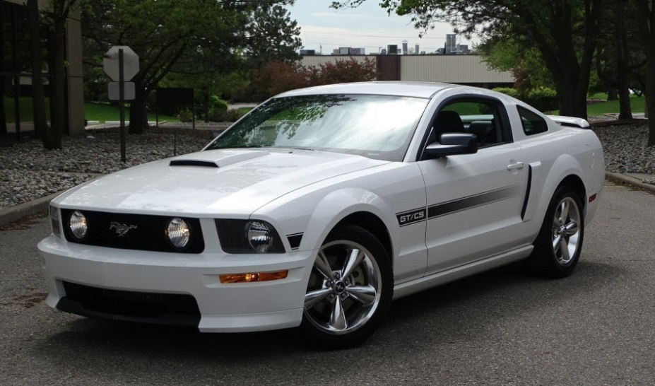 2008 Ford Mustang GT:CS California Special