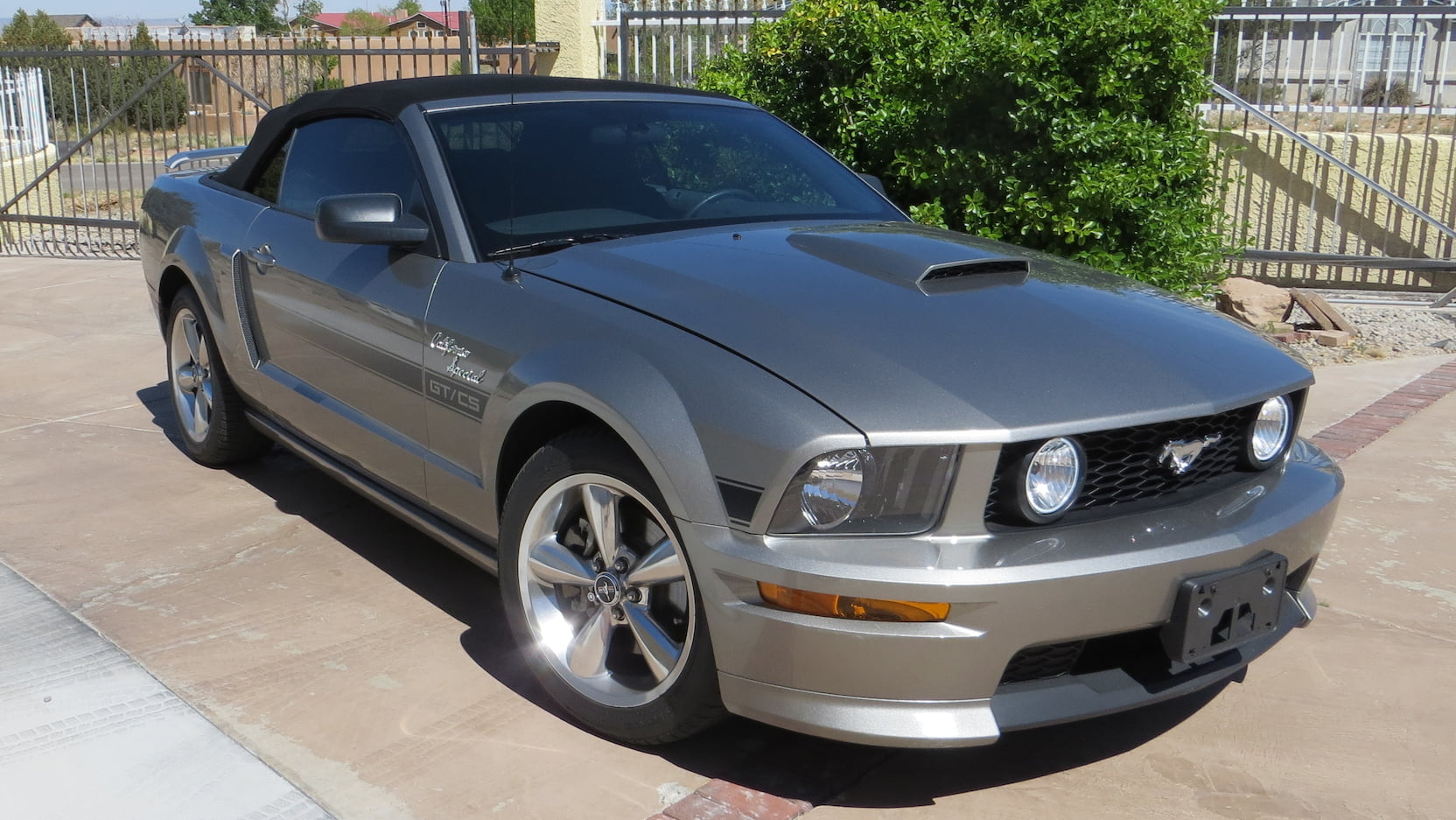 2009 Ford Mustang GT/CS California Special