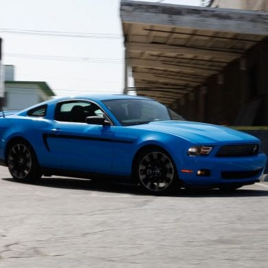 2011 Ford Mustang Club of America Special Edition