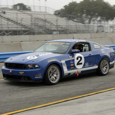 2012 Ford Mustang Boss 302R