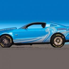2012 Ford Mustang Cobra Jet