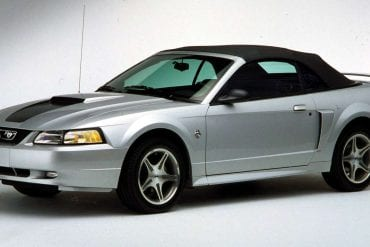 1999 Ford Mustang GT Limited Edition 35th Anniversary