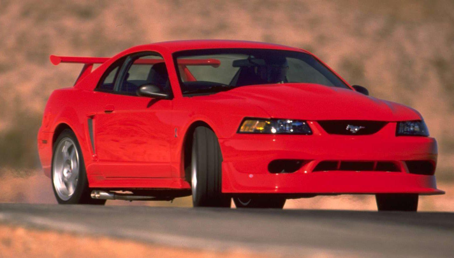 2000 Mustang SVT Cobra R