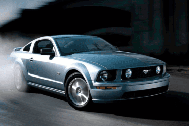 2005 Mustang Research