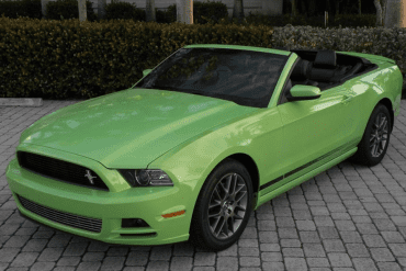 2014 Ford Mustang Club of America Special Edition