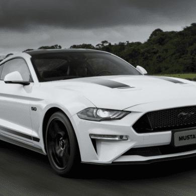 ord Mustang Black Shadow Edition