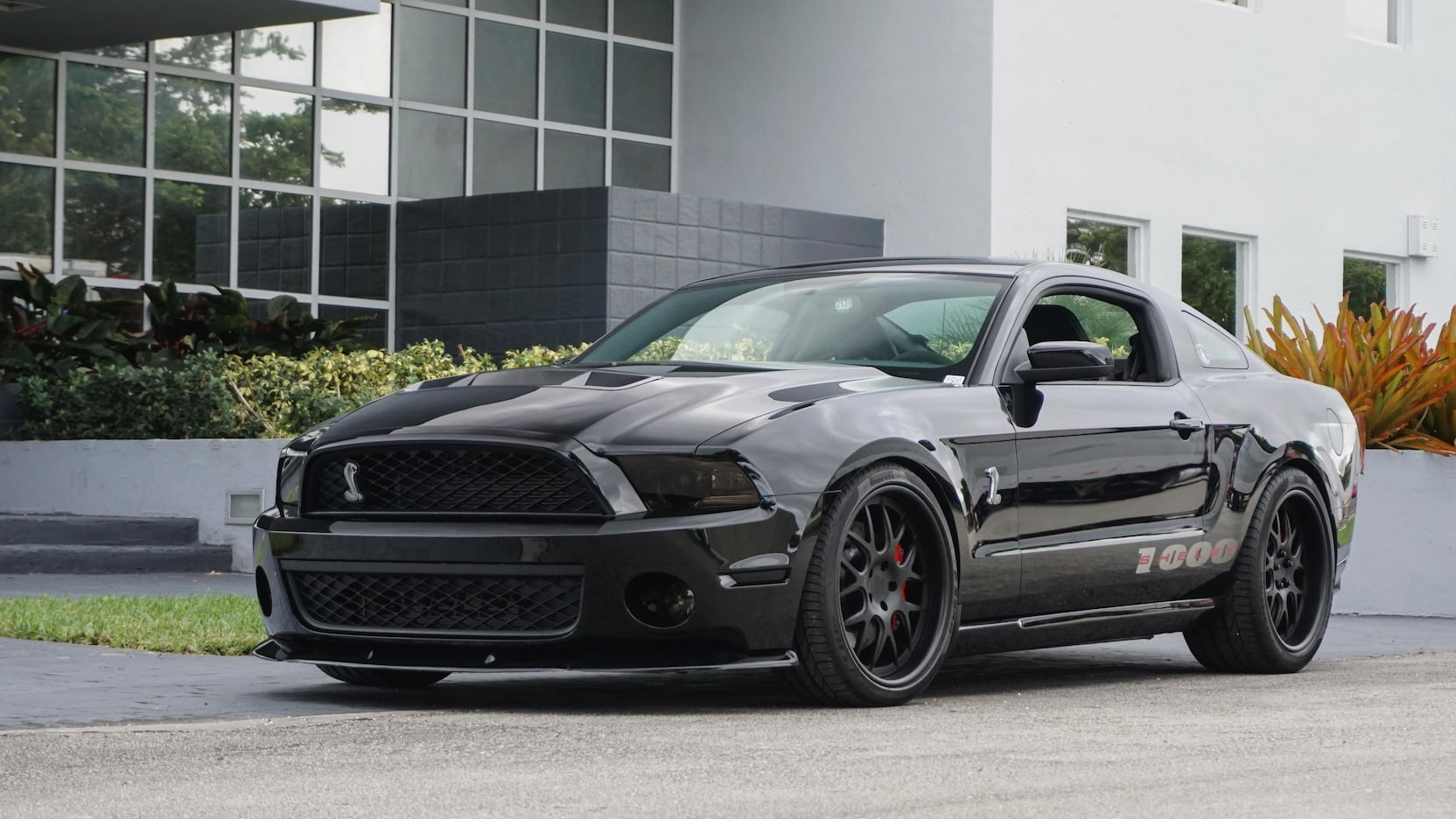 2012 shelby 1000
