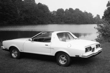 1974 Mustang Sportiva II