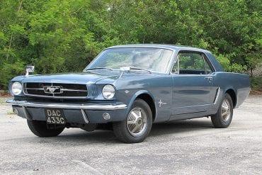 1965 Mustang AWD