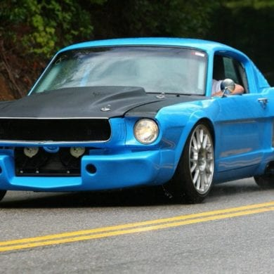 1966 Ford Mustang Restoration