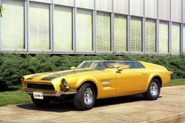 1967 Ford Allegro II Concept