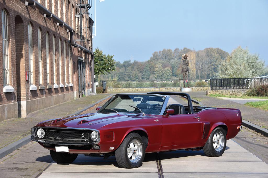 1969 Convertible GT500