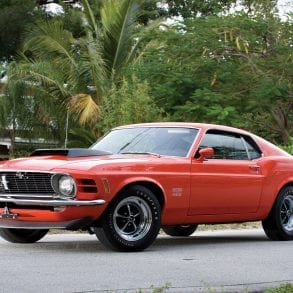 1970 Ford Mustang 429