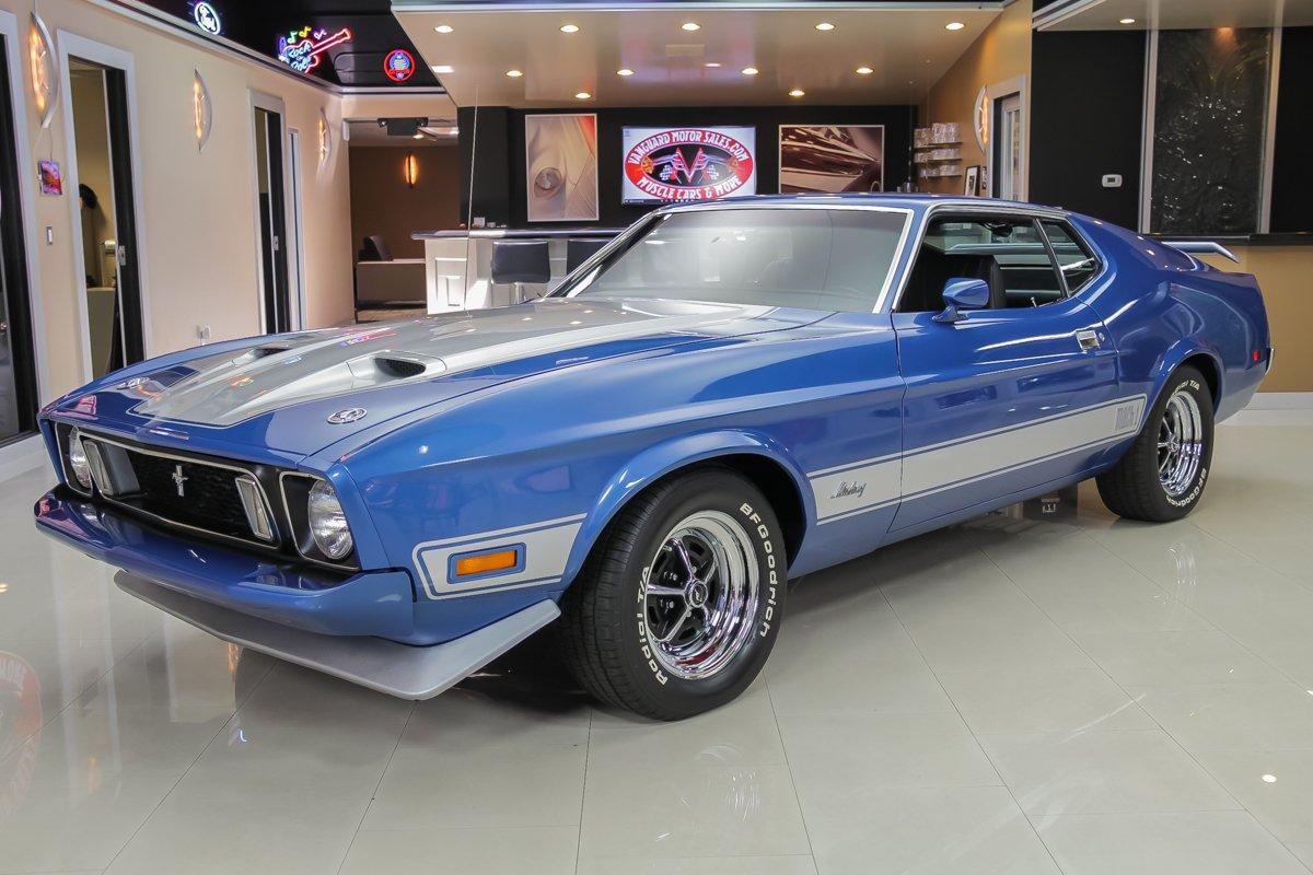 Video: 1973 Ford Mustang Full Walkthrough