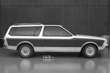 1976 Ford Mustang Wagon