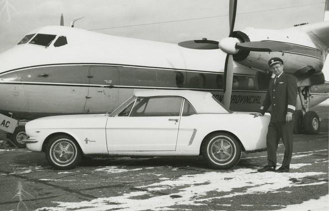 1st Generation Mustang