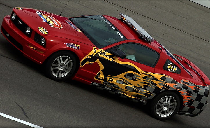 2005 Mustang GT500 Pace Car