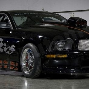 2009 Ford Mustang Prudhomme Supersnake Shelby GT500