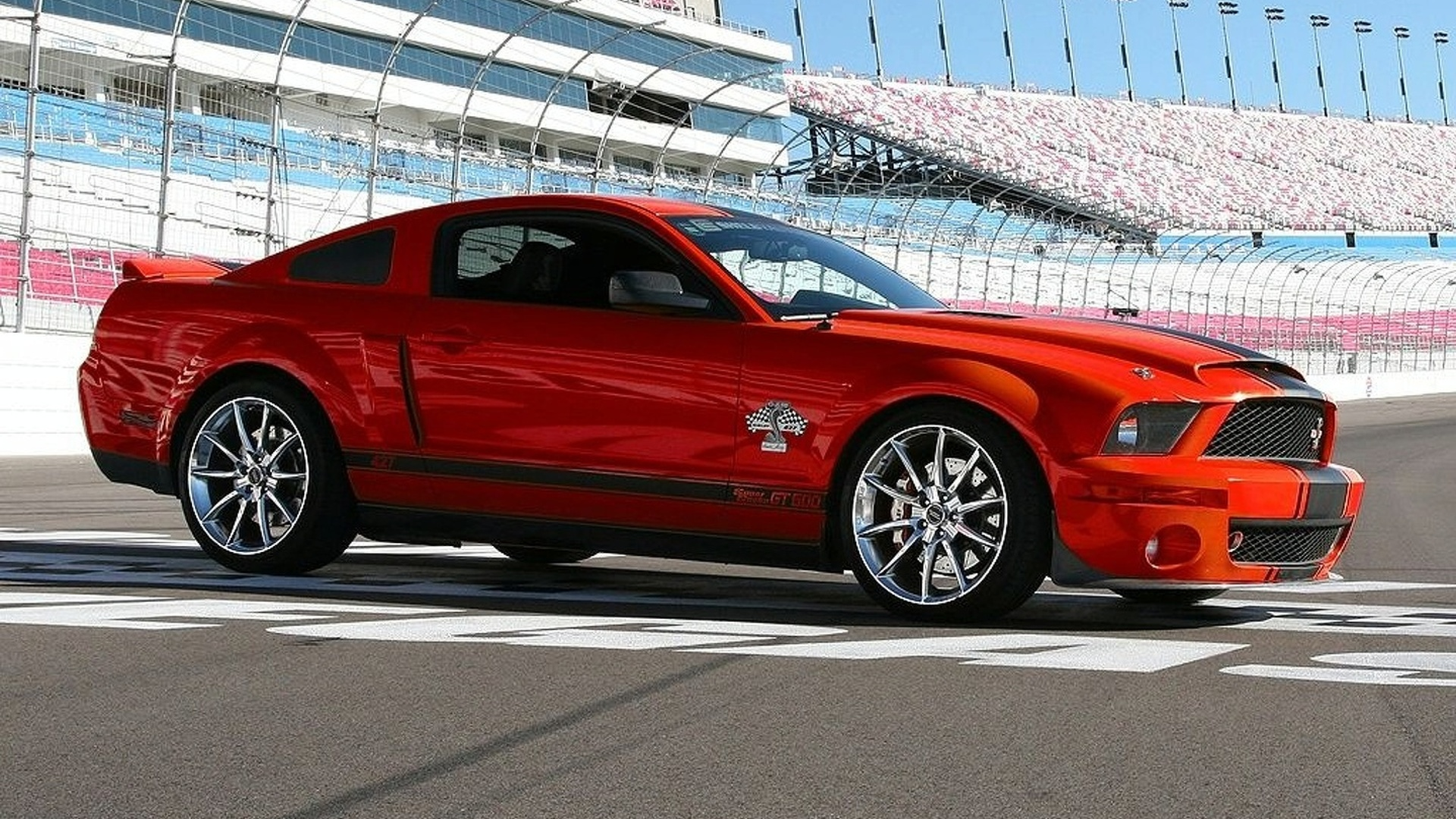 2009 Ford Mustang Shelby GT500 Super Snake