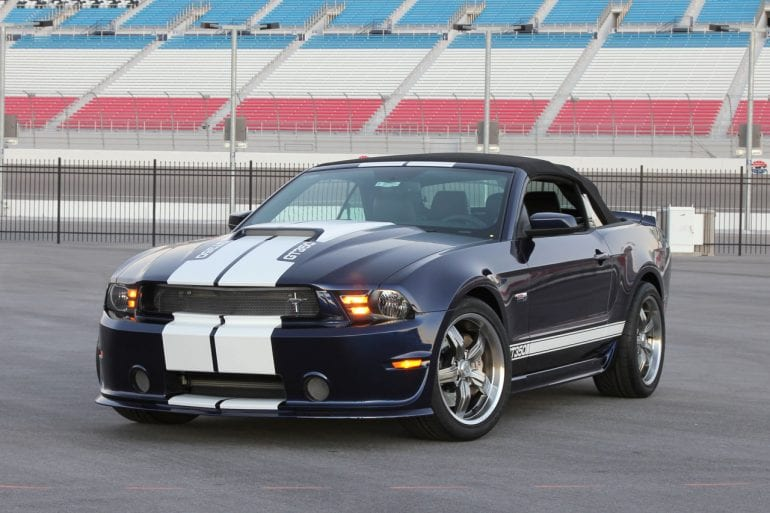 2012 Ford Mustang Shelby GT350