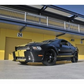 2012 Ford Mustang 50th Anniversary Shelby GT350