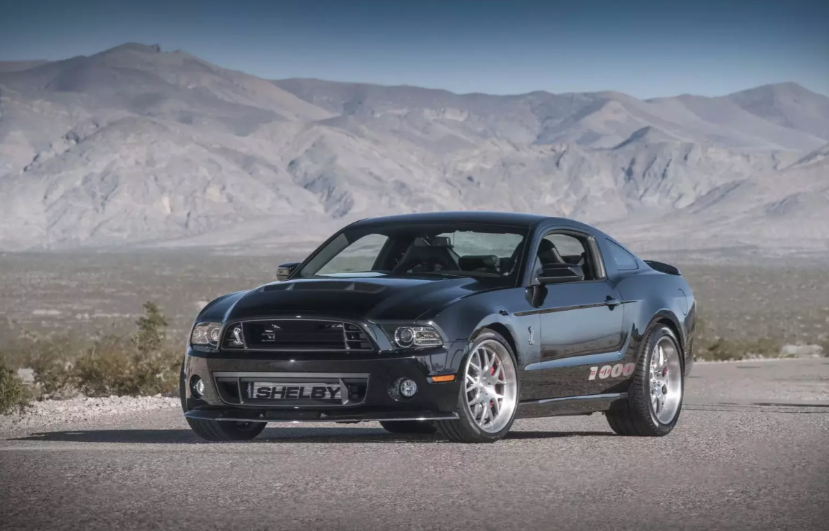 2013 Shelby 1000 S:C