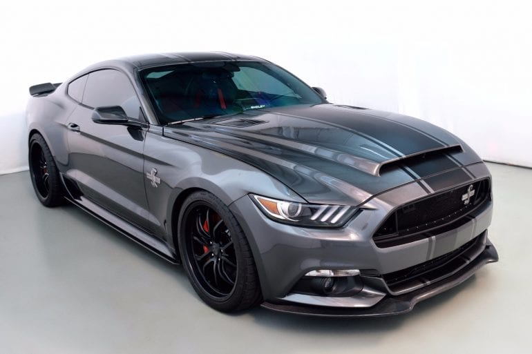 2016 Ford Mustang Shelby GT500 Super Snake