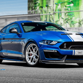 2019 Ford Mustang Shelby Super Snake