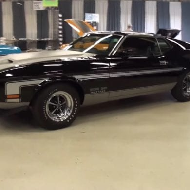 Video: Check Out The Story Behind this 1971 Ford Mustang Boss 351