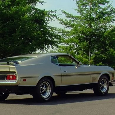 Video: 1971 Ford Mustang Mach 1 429 Muscle Car