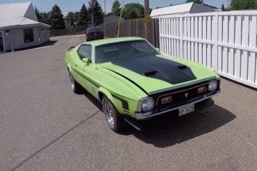 1972 Ford Mustang Mach Video Review