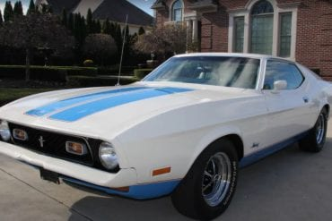 Video: 1972 Ford Mustang Sprint Edition Walkthrough