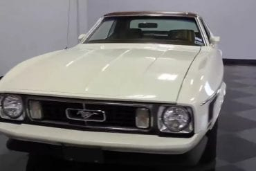 Video: 1973 Ford Mustang Grande Quick Walkaround