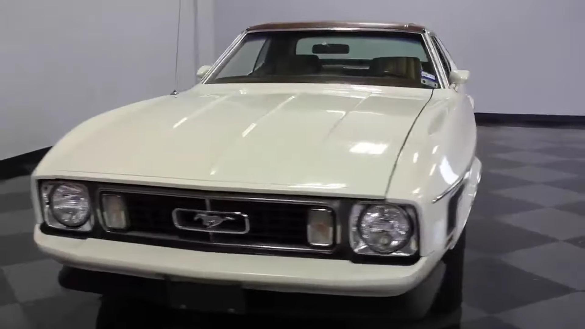 Video: 1973 Ford Mustang Grande Quick Walkaround