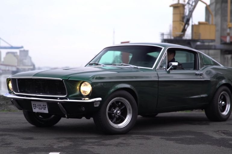 Checkout The Wonderful Story Behind This 1968 Ford Mustang GT Fastback