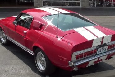 1968 Shelby GT350 Test Drive