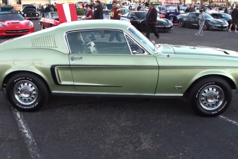 1968 Ford Mustang GT 390 Quick Tour
