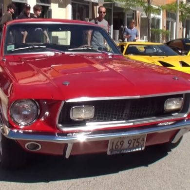 1968 Ford Mustang California Special Walk Around