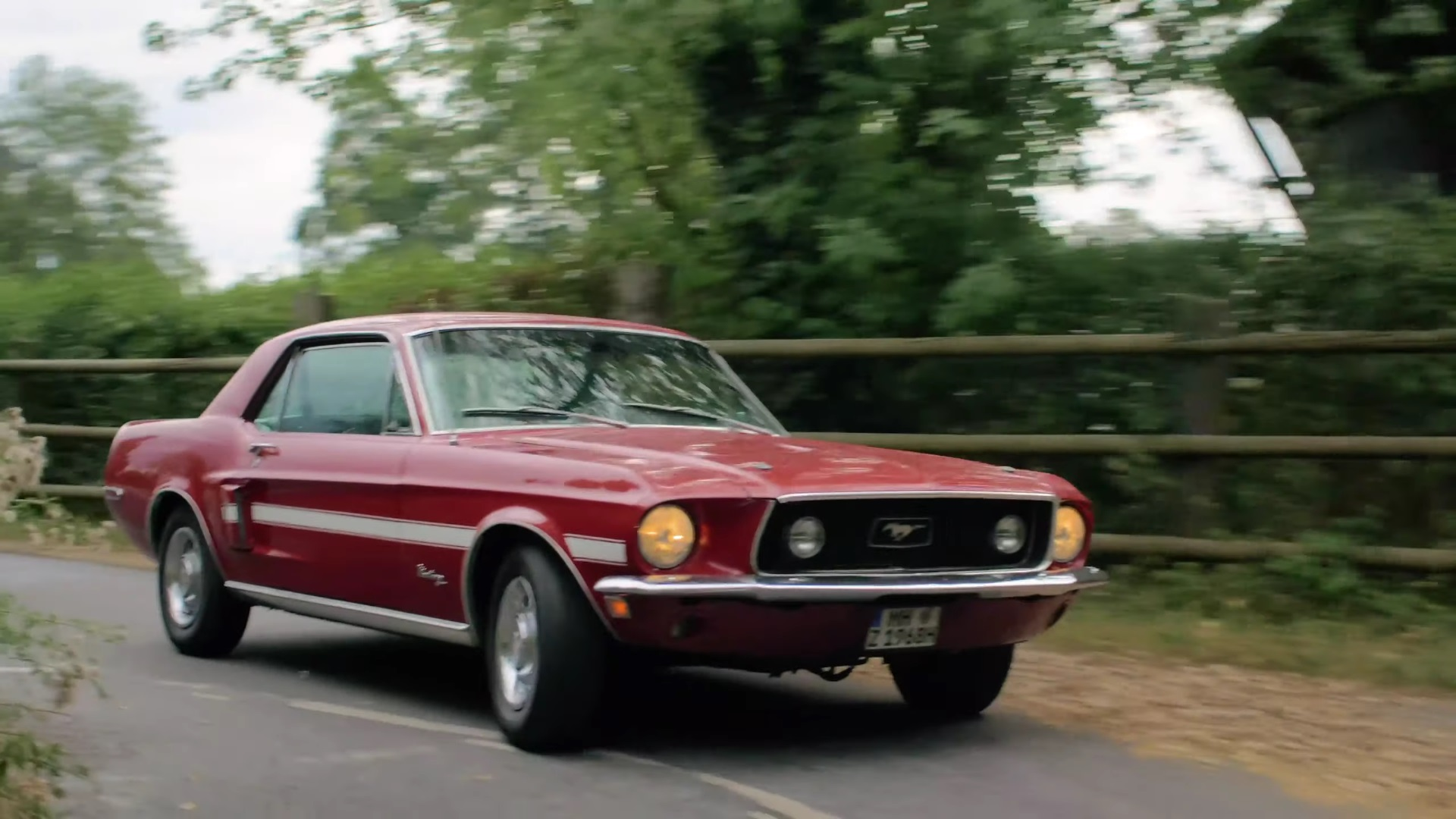 Check Out The Incredible Story Behind This 1968 Ford Mustang High Country Special