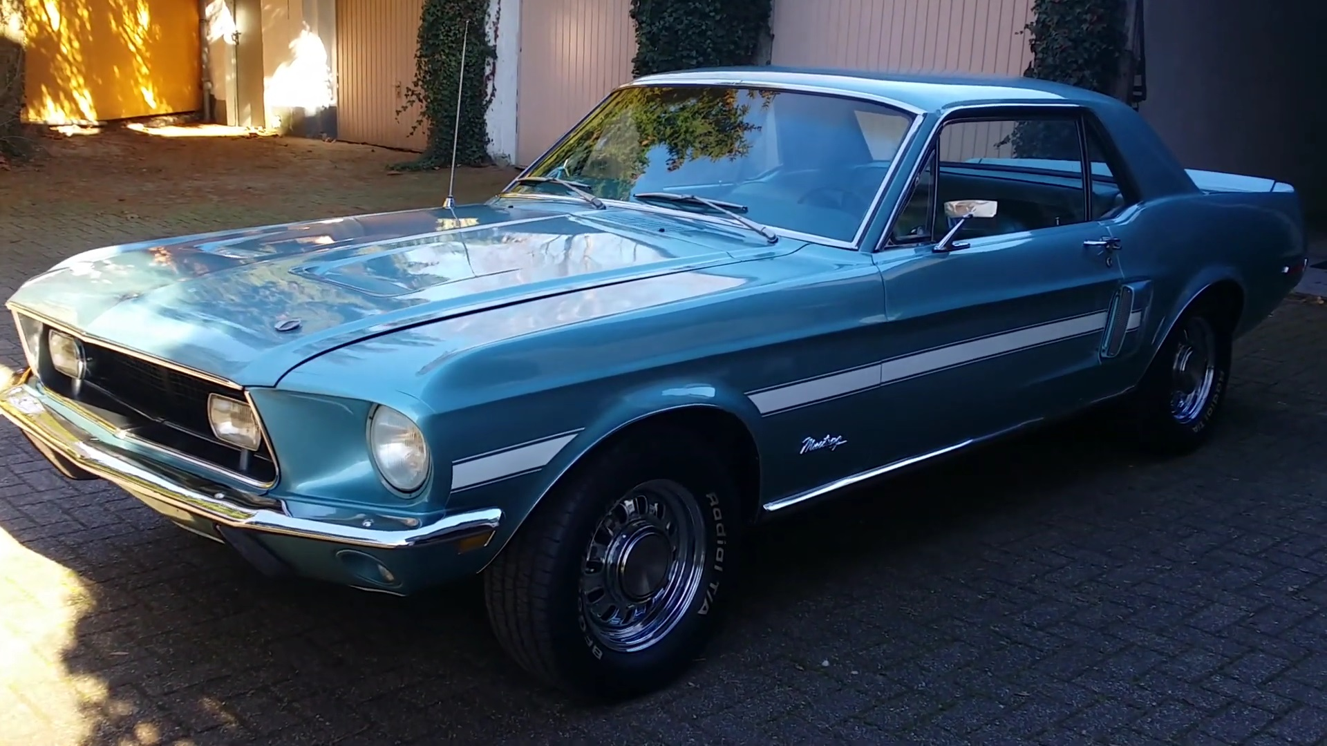 1968 Ford Mustang High Country Special Walkaround