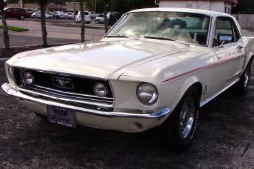 1968 Ford Mustang Sprint Special Walkaround