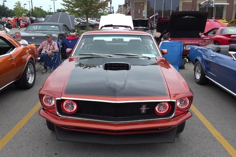 1969 Ford Mustang Coupe Walkaround Video