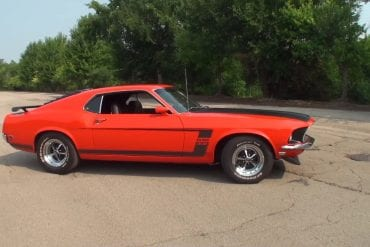 1969 Ford Mustang Boss 302 Overview + Engine Sound